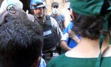 ASV: pierādījumi par ķīmisko ieroču pielietošanu Sīrijā ir 'nenoliedzami'