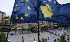 Kosovas opozīcija pieprasa ES noraidīt uz etniska pamatojuma balstītas izmaiņas robežās