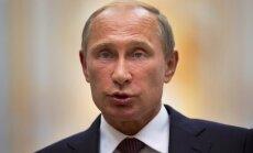 Putins: tribunāla veidošana MH17 lietā ir 'kontrproduktīva'