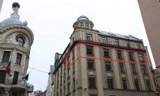 Foto: Valsts pārdos ekskluzīvu dzīvokli kādreizējā 'Mottes ēkā' Teātra ielā