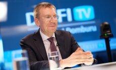 Ринкевич: инвестиции в безопасность стран Балтии способствуют благосостоянию жителей