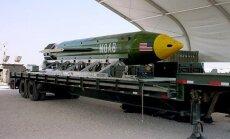ASV gaisa spēki šogad virs Afganistānas nometuši trīsreiz vairāk bumbu nekā pērn