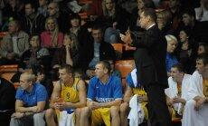 'Ventspils' basketbolisti ar zaudējumu sāk Izaicinājuma kausu