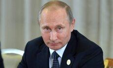Путин отказался высылать американских дипломатов