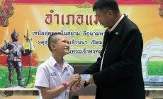 Тайским мальчикам и тренеру, спасенным из пещеры, дали гражданство Таиланда