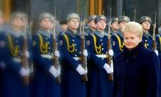 Lietuvas augstākās amatpersonas gatavojas pastiprinātiem informatīvajiem uzbrukumiem