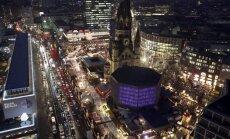 Berlīnes terorakta sarīkotājs Vācijā izmantojis 14 identitātes