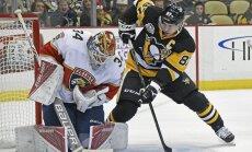 Florida Panthers James Reimer, Pittsburgh Penguins Sidney Crosby