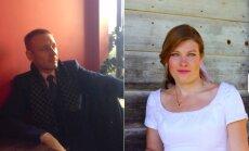 Magone Burka Londonā apprecējusies ar lietuvieti