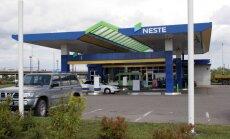 Degvielas tirgotājs 'Neste' plāno kļūt par tirgus līderi Baltijā