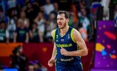 Словенец Драгич — MVP Евробаскета, россиянин Швед — в символической пятерке