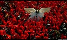 Kinoteātru repertuārā nonāk Alehandro Hodorovska jaunākā filma 'Nebeidzamā dzeja'