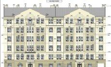 Par sešiem miljoniem eiro renovēs daudzdzīvokļu dzīvojamo ēku Antonijas ielā