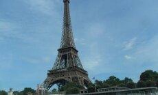 Рейс Рига-Париж отменен из-за забастовки авиадиспетчеров