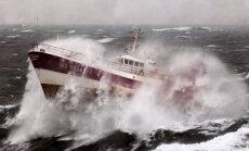 9 ужасающих фотографий попавших в беду кораблей
