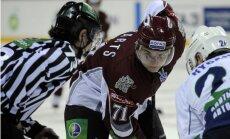 Rīgas 'Dinamo' centīsies turpināt savu uzvaru un 'Jugras' zaudējumu sēriju