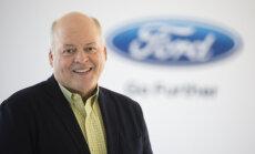 'Ford' paziņo par uzņēmuma vadītāja maiņu