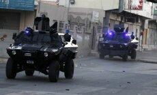 Bahreinas policija nošauj šiītu demonstrantus