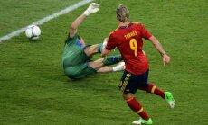 Toress kļuvis par EURO 2012 'Zelta futbolzābaka' ieguvēju