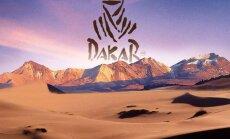 Dakaras rallijreidā uz starta 472 ekipāžas