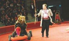 Ceļojošā cirka īpašnieks Latvijā: cirku bez dzīvniekiem cilvēki neapmeklē