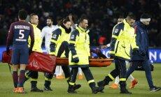 Neimars pamet laukumu uz nestuvēm, 'PSG' sasniedz kluba rekordu