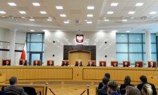 EP sāk procedūru par likuma varu Polijā