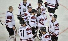 Latvija spēlē pret ASV centīsies pārtraukt savu antirekordu