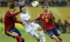 Spānijas futbola izlase piekrīt draudzības spēlei ar Kazahstānu, neprasot par to ne centa