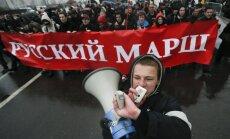 Krievijā notiks visas Eiropas neonacistu salidojums, ziņo 'Novaja Gazeta'