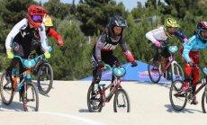 Latvijas jaunajiem BMX sportistiem zelts un trīs vicečempionu tituli pasaules čempionātā