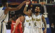 Virdžīnu salu basketbola izlase 'FIBA AmeriCup' šokējoši uzvar Kanādu