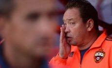Jauno Krievijas futbola izlases galveno treneri atstāj bez algas