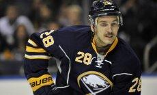Girgensons un 'Sabres' tiek pie vēl viena panākuma NHL mačos