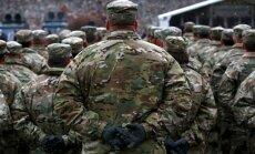 ASV mudina sabiedrotos turēt gatavībā lielākus bruņotos spēkus