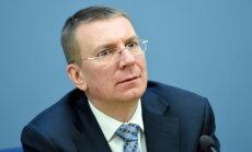 Rinkēvičs: Kanādas ieguldījums Latvijas drošībā nozīmē ciešāku sadarbību arī citās jomās