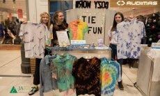 270 skolēnu mācību uzņēmumu 'Citā bazārā' tirgosies ar saviem darinājumiem