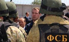 Igaunijas policists aizturēts aizdomās par spiegošanu, paziņo Krievija