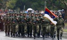 Serbijas armija piedalīsies 9. maija parādē Maskavā