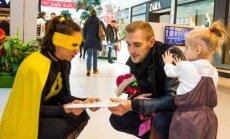 Supervaronim nepazust: tūkstošiem bērnu Latvijā kļuvuši par supervaroņiem