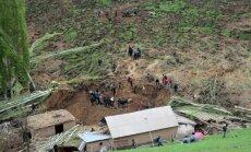 Zemes nogruvumā Kirgizstānā gājuši bojā 24 cilvēki