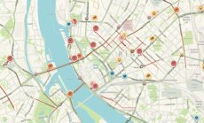 Рижская дума крепко интегрировалась в мобильное приложение Waze