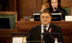 Saeimas deputāta mandātu iegūst Igors Zujevs