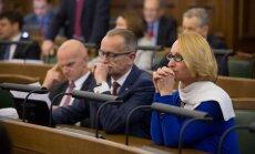 Вейонис: Желающий стать депутатом Сейма должен думать о работе на благо государства