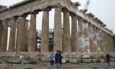 Греческая авиакомпания откроет рейс Рига - Афины