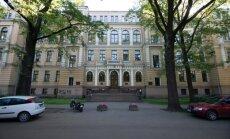 Izsolē nonākusi kādreizējā LU Bioloģijas fakultātes ēka Kronvalda bulvārī