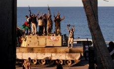 ASV noslēgušas operāciju pret 'Daesh' Lībijā
