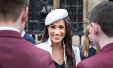 Foto: Prinča Harija līgava svarīgā pasākumā attaisno visas cerības