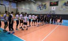 Latvijas volejbola izlase ar uzvaru noslēdz EČ kvalifikācijas kārtas maču; likteni noskaidros svētdien