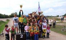 BMX sezona Latvijā noslēgsies ar LRF kausa izcīņas sacensībām Smiltenē